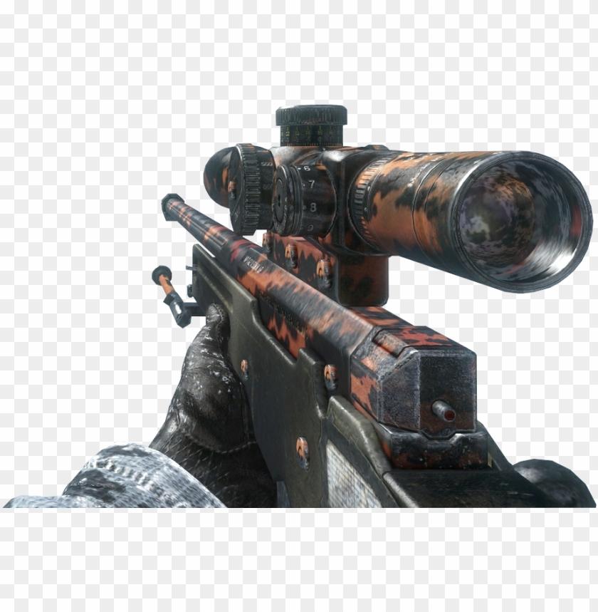 Black Ops 2 Sniper Transparent Png 1131x677 Free Download On Nicepng