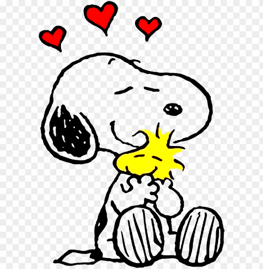 free PNG snoopy charlie brown lucy van pelt rerun van pelt linus - snoopy and woodstock love PNG image with transparent background PNG images transparent