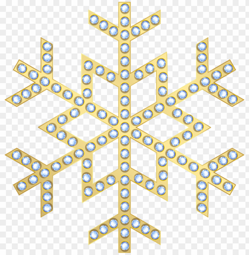 free PNG snowflake gold transparent PNG Images PNG images transparent