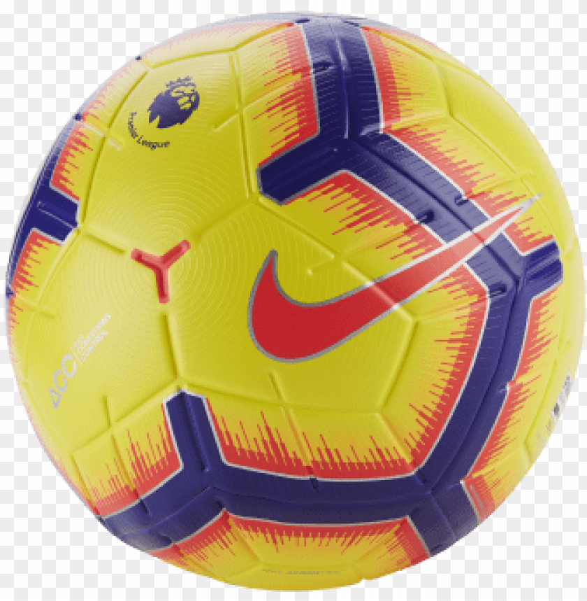 free PNG soccer ball - hk$1,099 - premier league winter ball 2018 19 PNG image with transparent background PNG images transparent