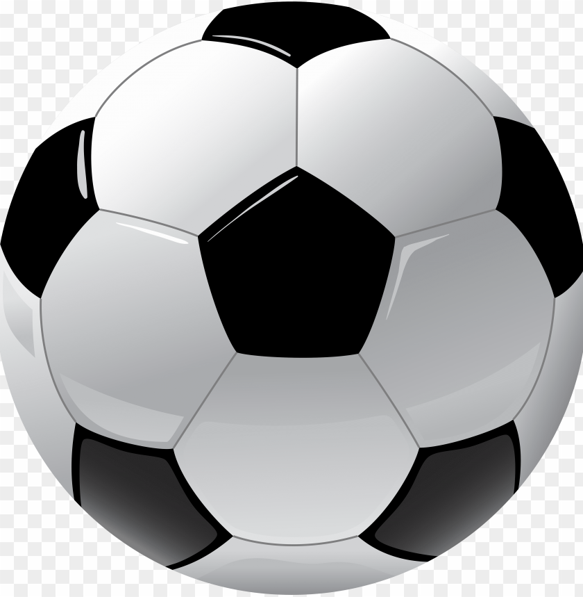 free PNG soccer ball png clip art - soccer ball PNG image with transparent background PNG images transparent