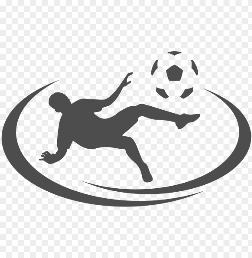 free PNG soccer player logo png vector - football PNG image with transparent background PNG images transparent