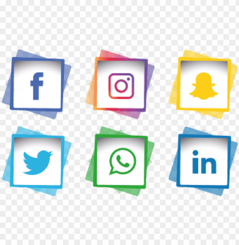 free PNG social media icons png vectors psd and clipart for - facebook instagram whatsapp PNG image with transparent background PNG images transparent