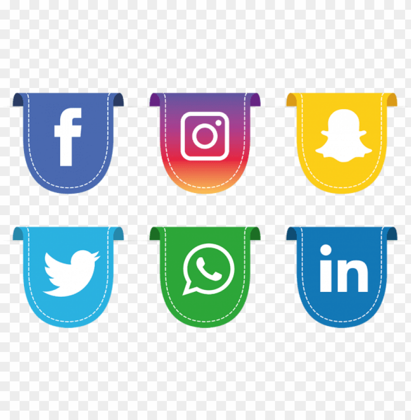 free PNG social media icons set, social, media, icon  and - facebook instagram icon png - Free PNG Images PNG images transparent