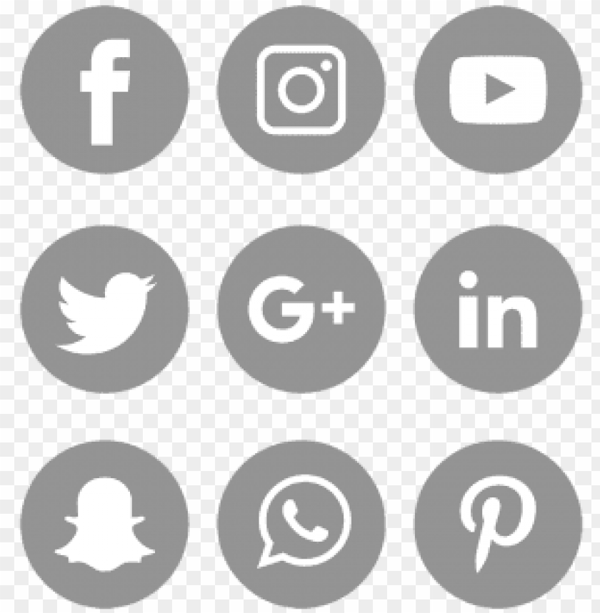 free PNG social media icons set - whatsapp facebook instagram logo PNG image with transparent background PNG images transparent