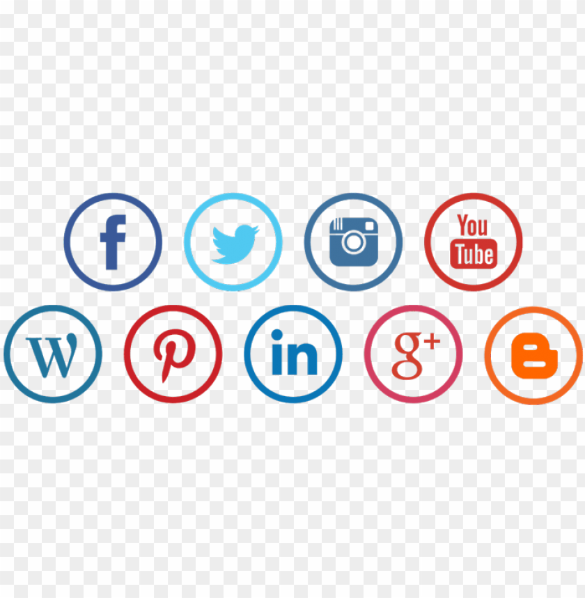 free PNG social media icons - social media icon transparent background PNG image with transparent background PNG images transparent