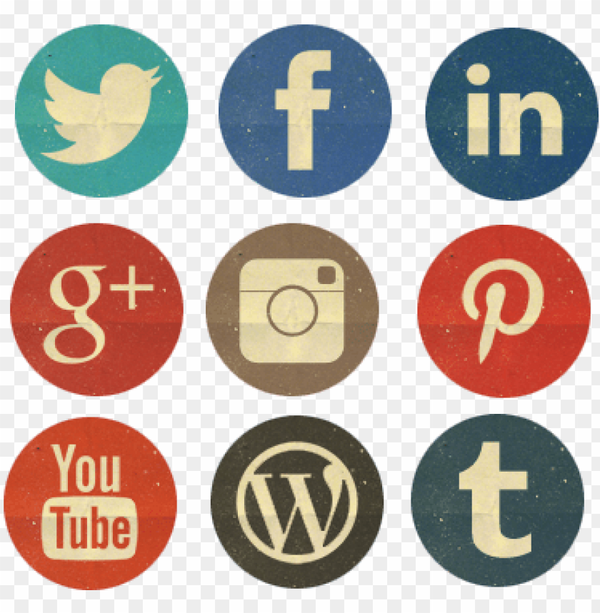 free PNG social media icons - social media platforms icons PNG image with transparent background PNG images transparent