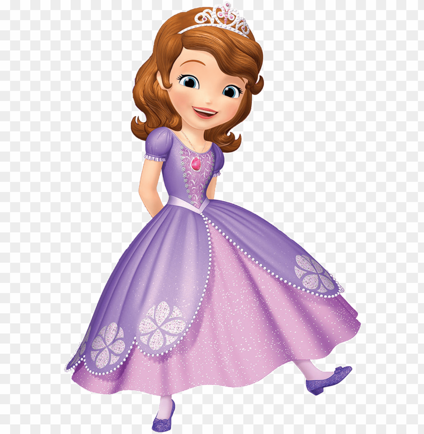 Sofia The First Gallery Princess Sofia New Dress Png Image With Transparent Background Toppng
