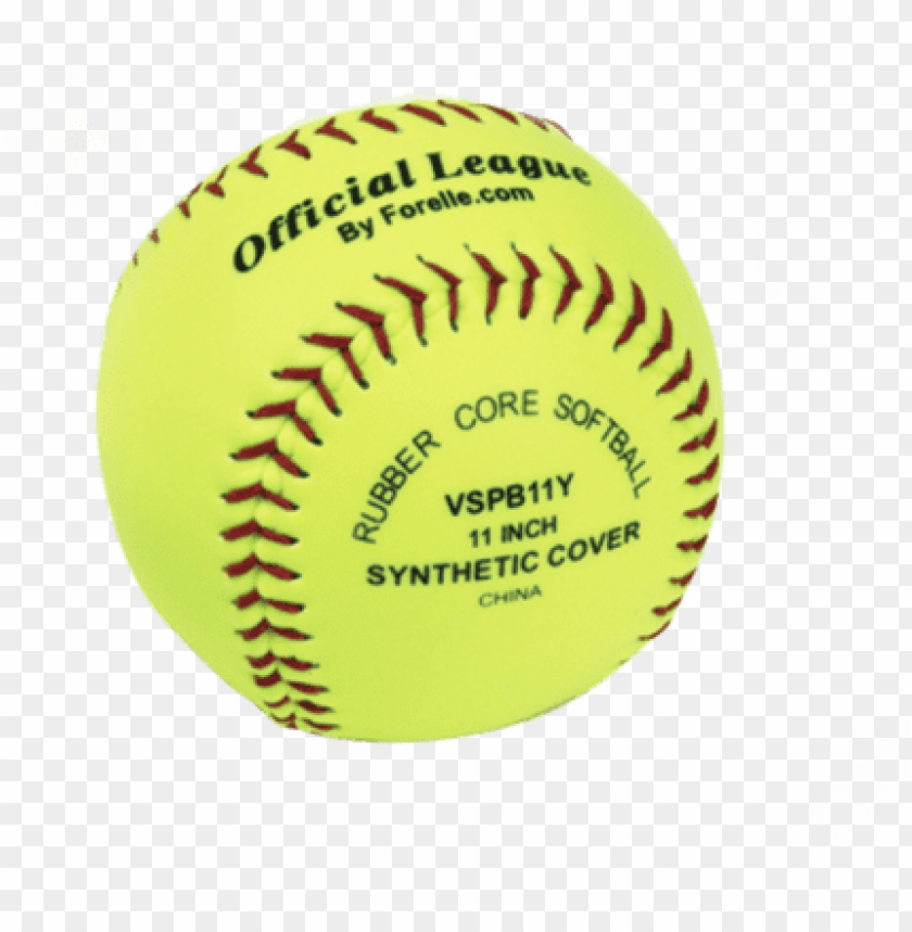 free PNG softball vinyl, 11 inch - softbal vinyl 11 inch PNG image with transparent background PNG images transparent
