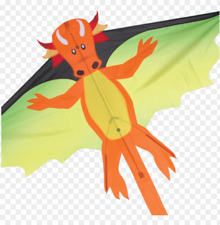 free PNG sold out flying dragon kite - dragon flying a kite PNG image with transparent background PNG images transparent