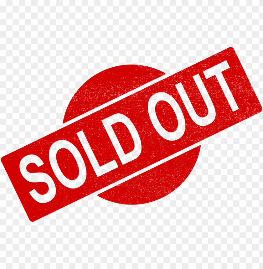 Sold Out Stamp Png Free Png Images Toppng