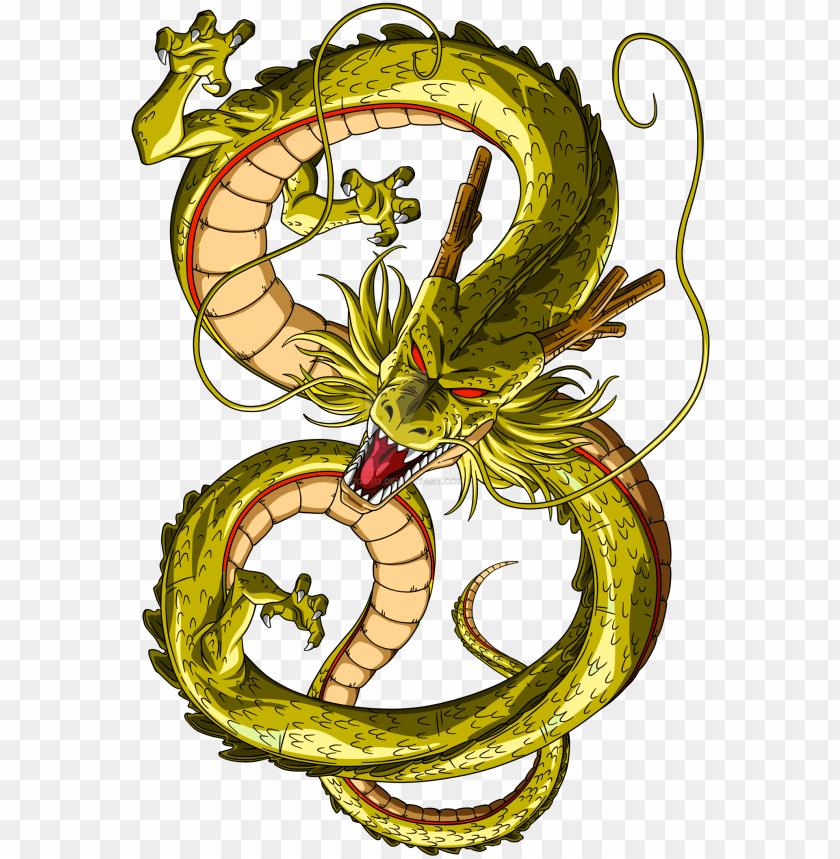free PNG son goku, dragon ball z, dbz, saga, dragons, diy, dragon - dragon ball drago PNG image with transparent background PNG images transparent