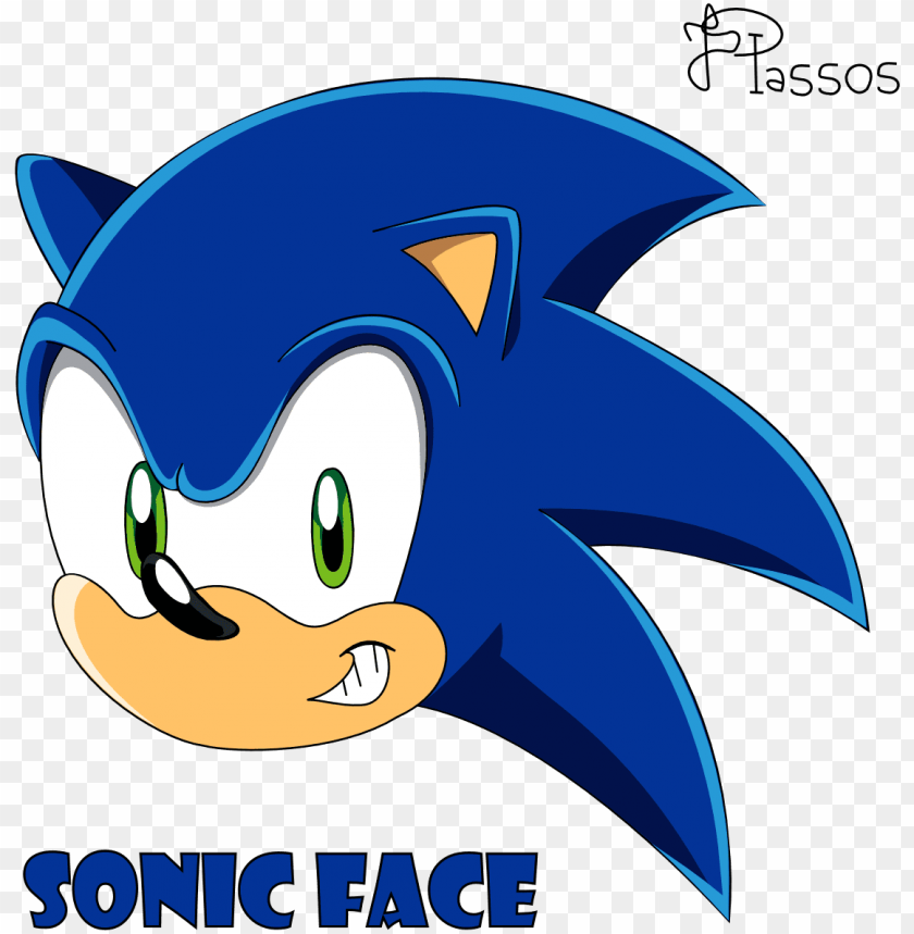 Sonic The Hedgehog Face Sonic X By Tails Silver The Hedgeho Png Image With Transparent Background Toppng