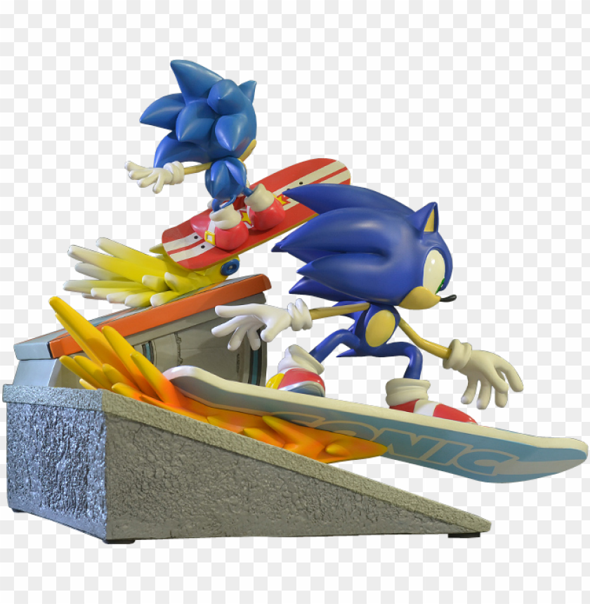 """free PNG sonic the hedgehog - sonic the hedgehog - sonic generations diorama 12"""" PNG image with transparent background PNG images transparent"""