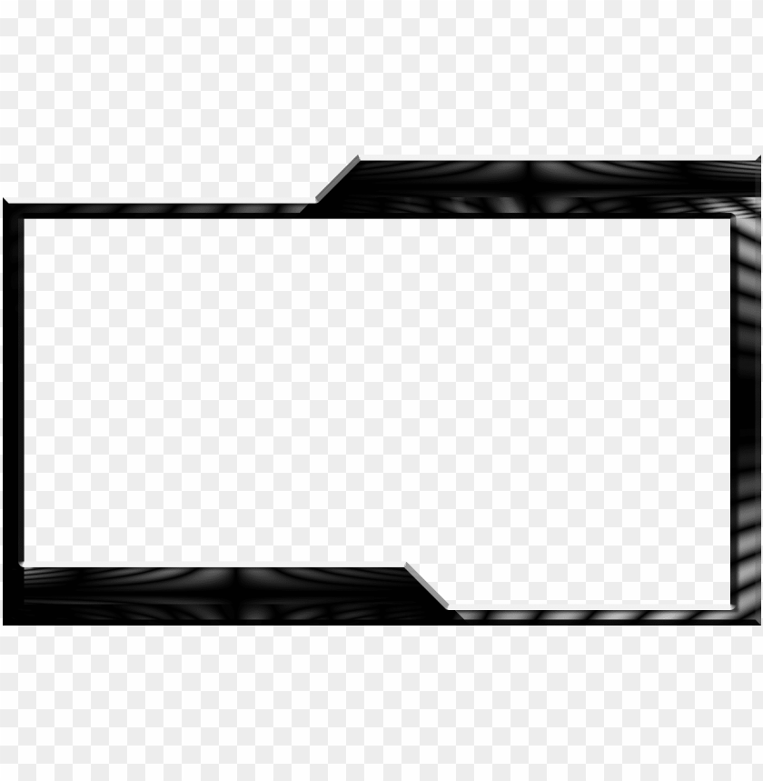 """free PNG """"sophisticated"""" theme - twitch webcam frame PNG image with transparent background PNG images transparent"""