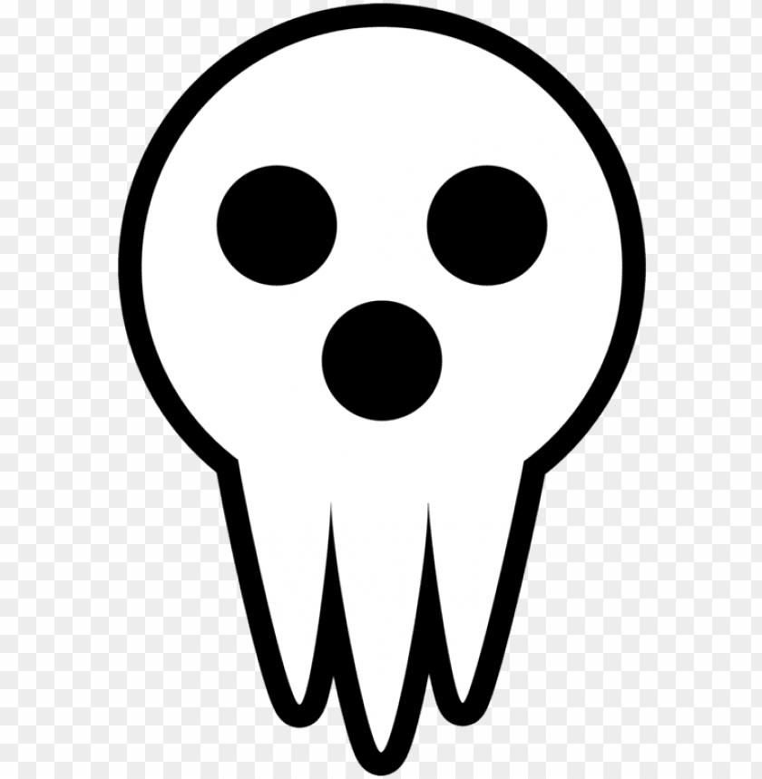 free PNG soul eater png transparent - soul eater lord death mask PNG image with transparent background PNG images transparent