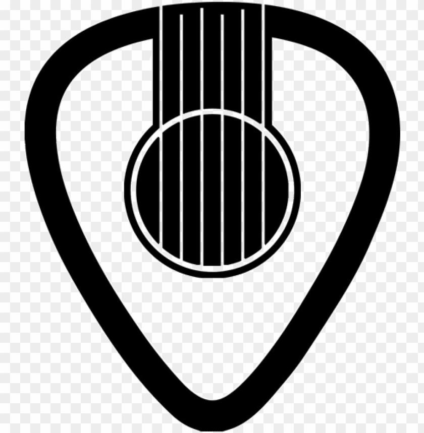 free PNG sound tattoo picks guitar pick acoustic hole clipart - guitar pick icon PNG image with transparent background PNG images transparent