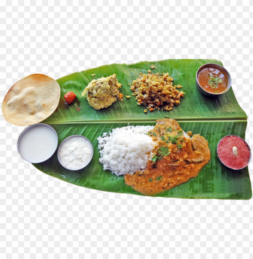 free PNG south indian meal thali - south indian meals PNG image with transparent background PNG images transparent