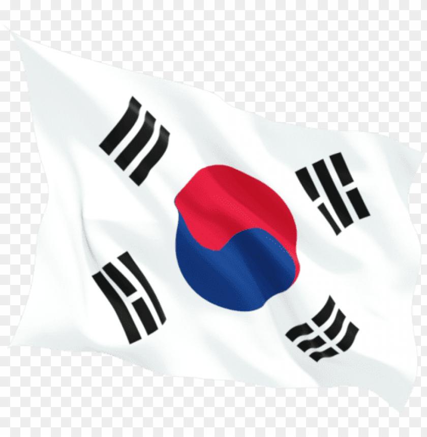 free PNG south korea flag png clipart transparent - korea fla PNG image with transparent background PNG images transparent