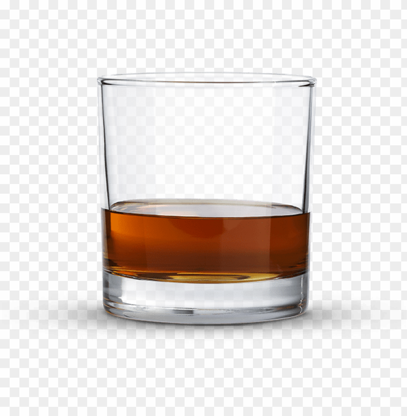 free PNG southern comfort whiskey neat - old fashioned glass PNG image with transparent background PNG images transparent