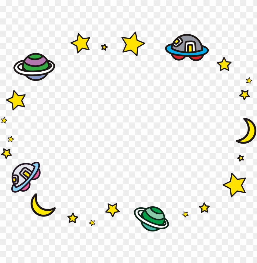 free PNG Download Space planet border png images background PNG images transparent