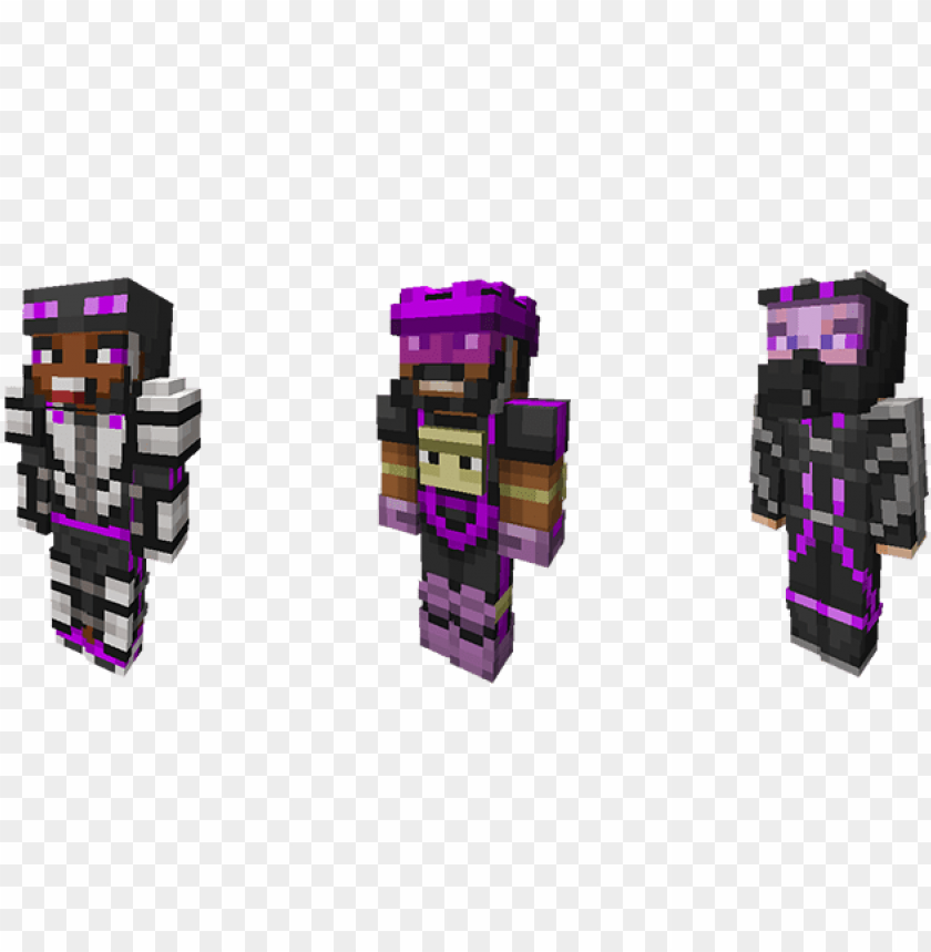 speaking of skin packs, another one is releasing later - minecraft end glider ski PNG image with transparent background@toppng.com