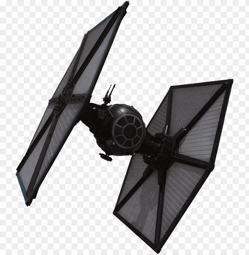 free PNG special forces tie fighter star wars the force awakens - first order tie fighter PNG image with transparent background PNG images transparent