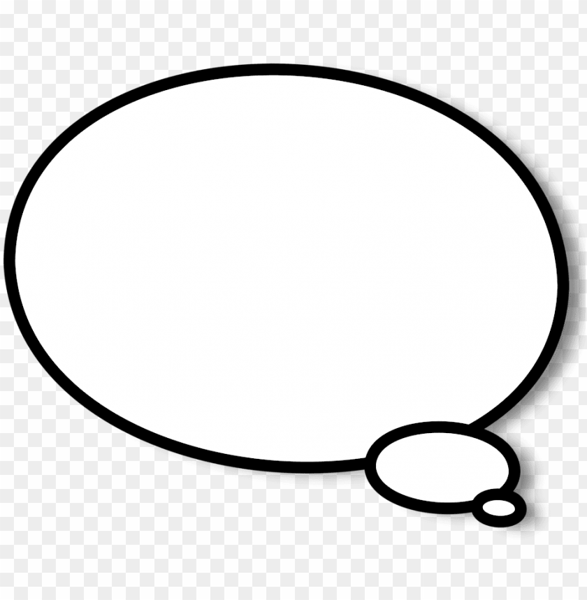 free PNG speech bubble - cartoon speech bubble PNG image with transparent background PNG images transparent