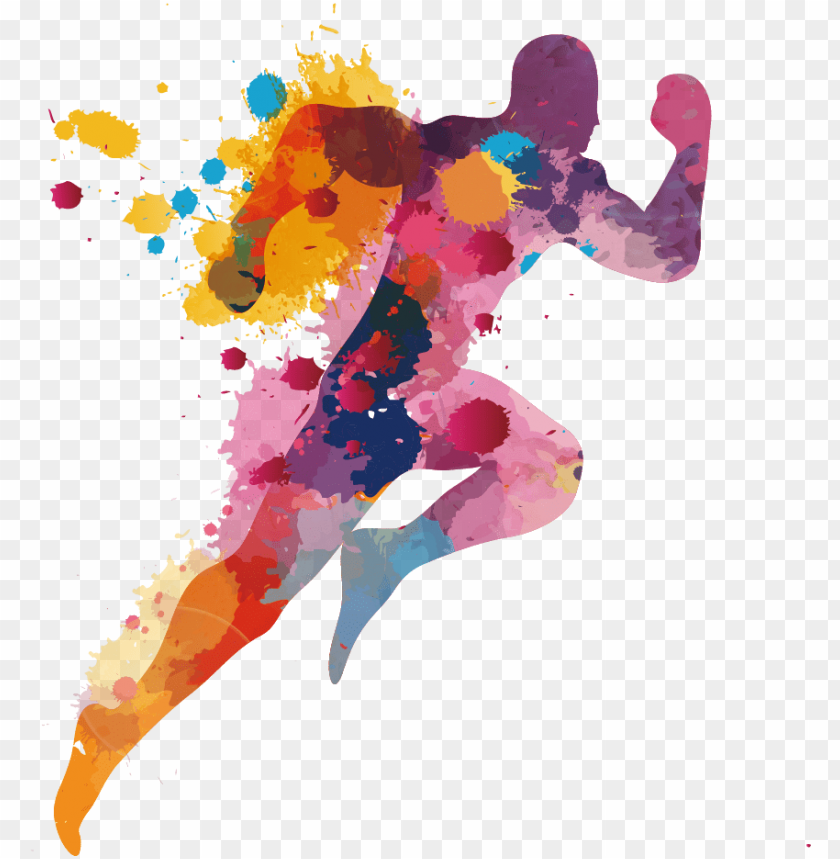 free PNG spell color sports vector 1153*1273 transprent png - logo design physical education logo PNG image with transparent background PNG images transparent