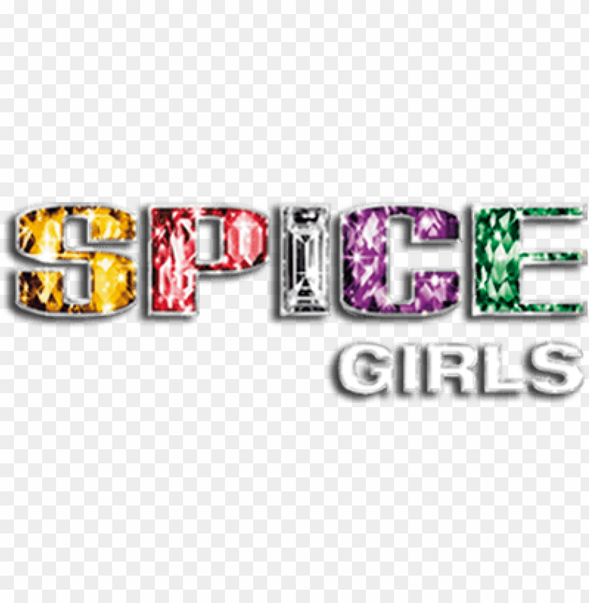 free PNG spice girls glitter logo - spice girls logo PNG image with transparent background PNG images transparent