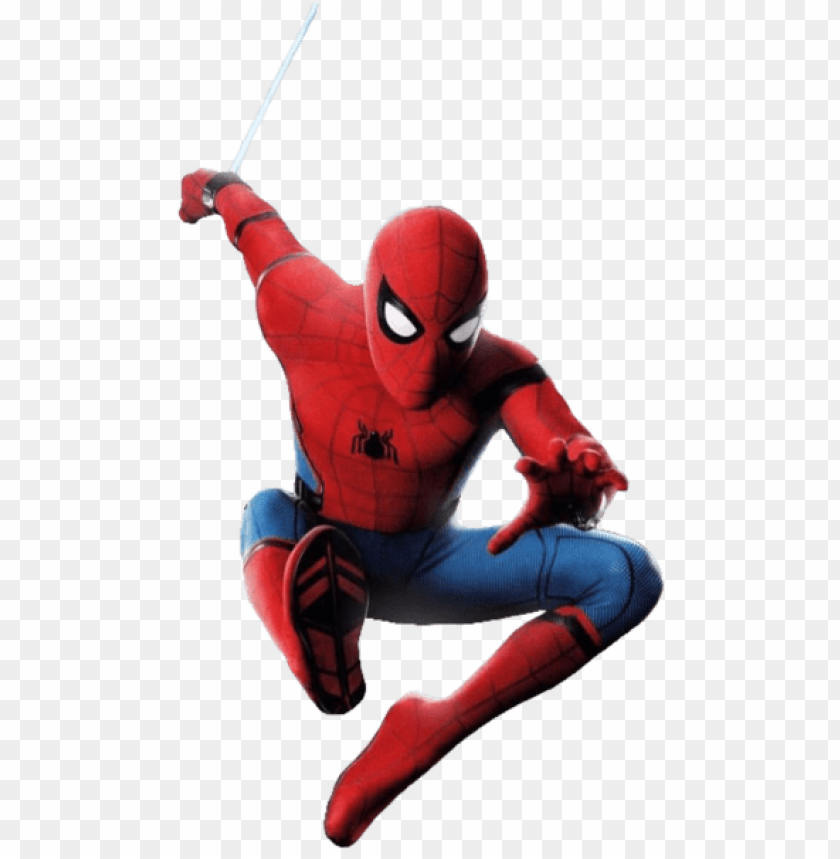 free PNG spider-man homecoming by josephart4 - spider man homecoming PNG image with transparent background PNG images transparent