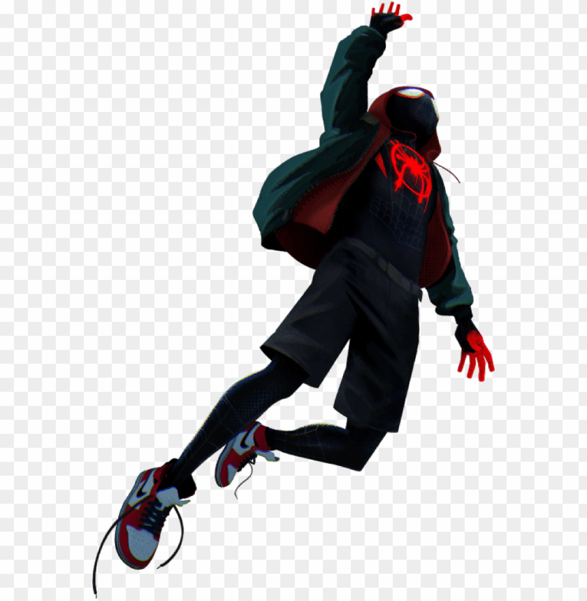 free PNG spider man into the spider verse transparent PNG image with transparent background PNG images transparent