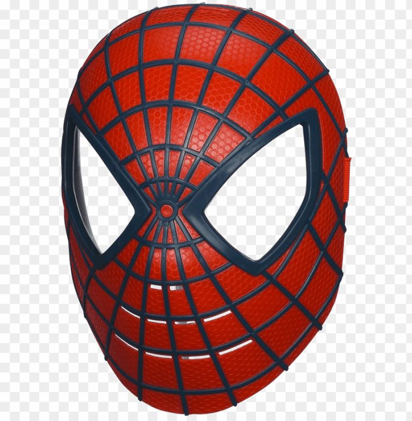 free PNG spider-man mask transparent background png - marvel the amazing spider-man hero mask PNG image with transparent background PNG images transparent