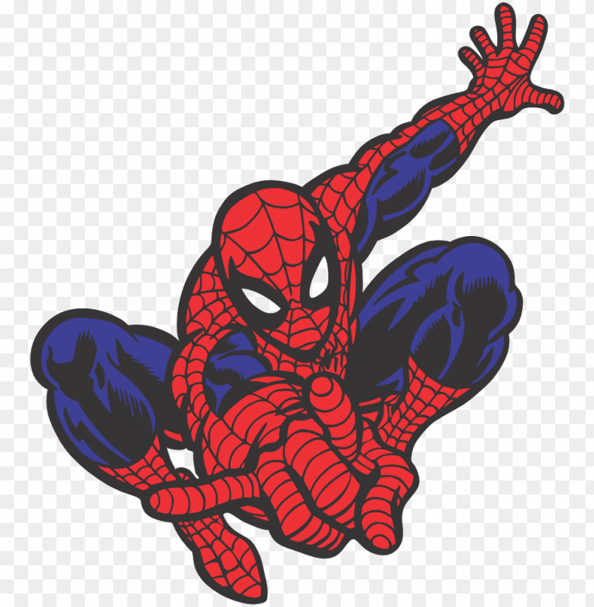 free PNG spiderman logo vector ~ format cdr, ai, eps, svg, pdf, - spiderman PNG image with transparent background PNG images transparent