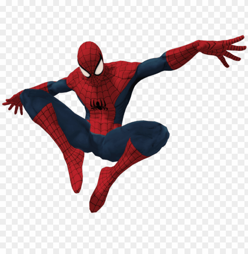 free PNG spiderman open arms PNG image with transparent background PNG images transparent
