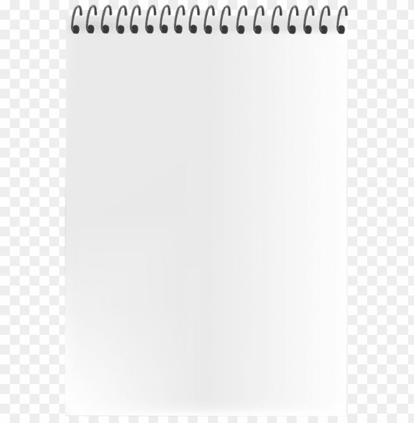 free PNG Download spiral blank page clipart png photo   PNG images transparent