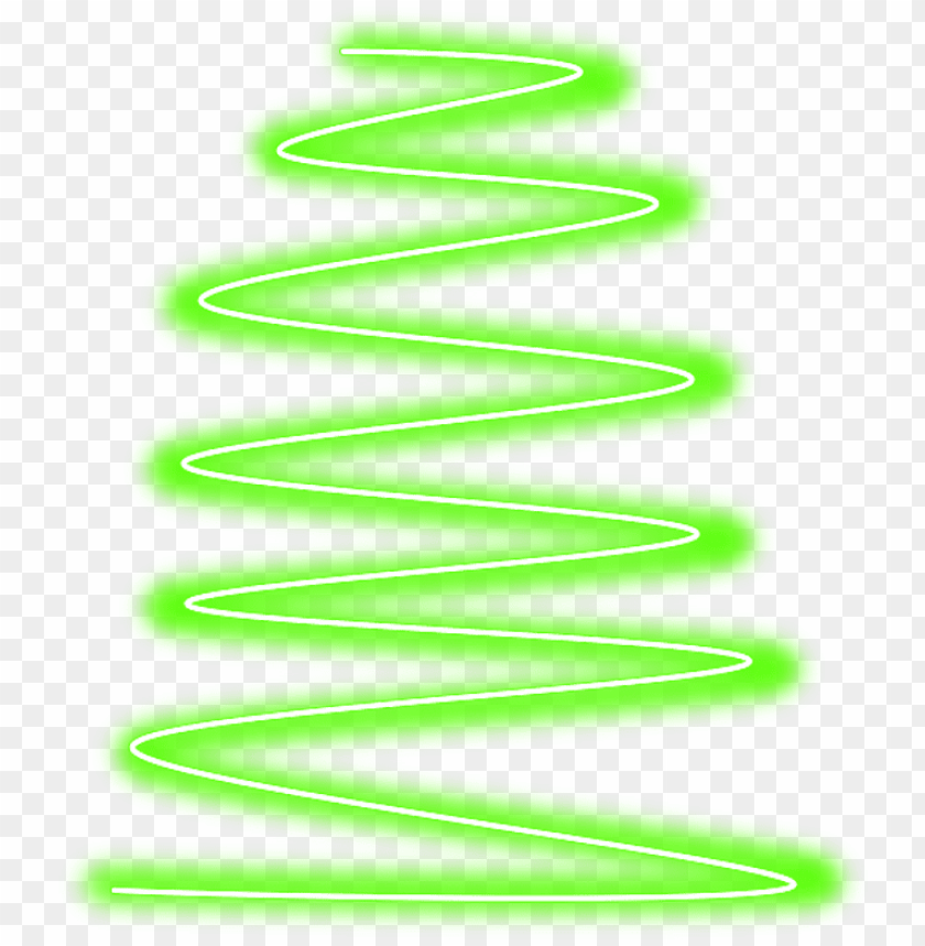 free PNG #spiral #line #neon #geometric #green #border #frame - neon spiral effect for picsart PNG image with transparent background PNG images transparent