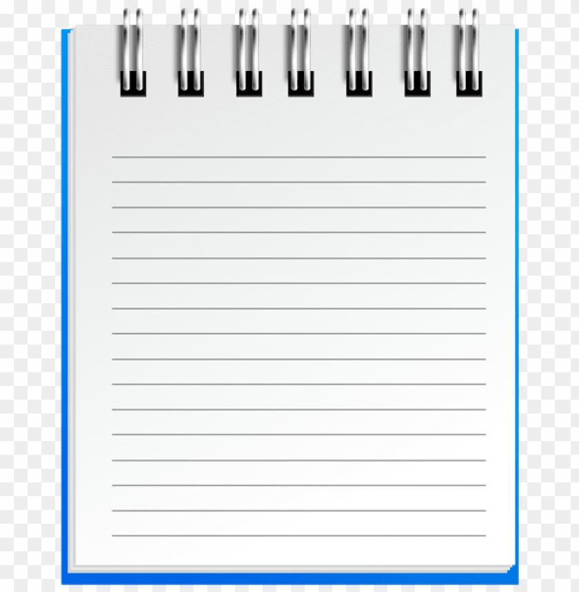 Download Spiral Notebook Clipart Png Photo Toppng There is no psd format for laptop png images, notebook computer clipart pictures in our system. download spiral notebook clipart png