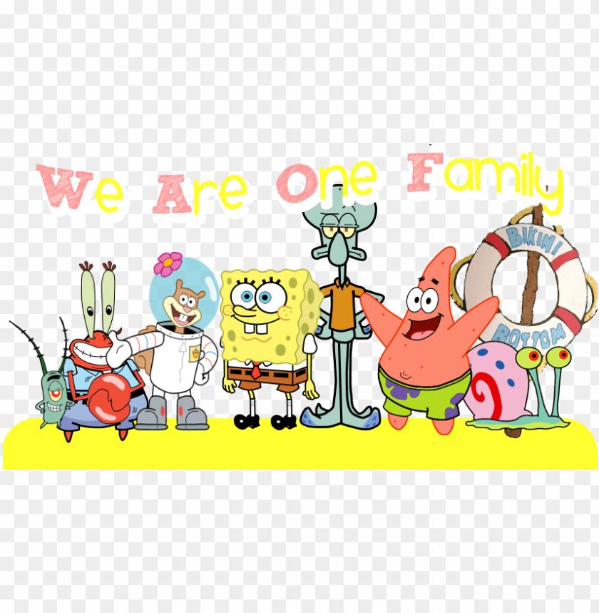 free PNG spongebob friends - spongebob squarepants character fan tankto PNG image with transparent background PNG images transparent