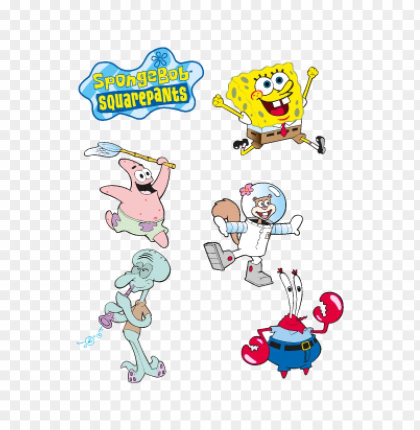 free PNG spongebob squarepants tv vector download free PNG images transparent