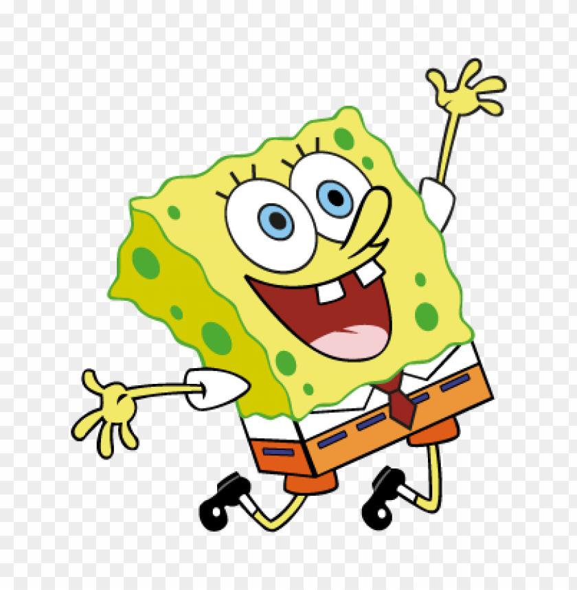 free PNG spongebob squarepants vector logo free PNG images transparent