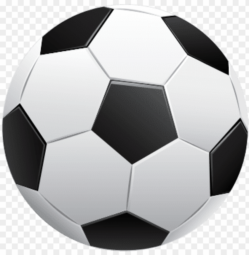 Sports Ball Football Basketball And Baseball Clipart Soccer Ball Transparent Clipart Png Image With Transparent Background Toppng