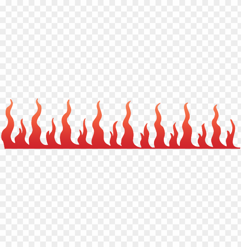 free PNG spread, fire, hot, flame, border, heat, flames - flames clip art PNG image with transparent background PNG images transparent