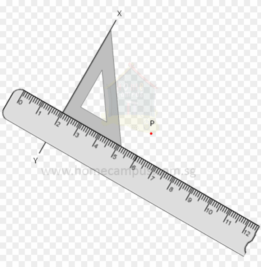 free PNG square metre or square meter - set square and ruler PNG image with transparent background PNG images transparent