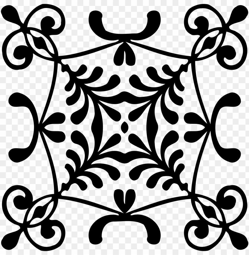 free PNG square ornament - ornament square PNG image with transparent background PNG images transparent