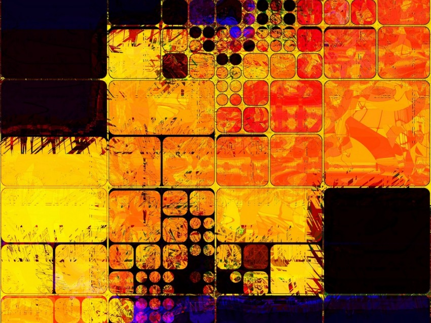 free PNG squares, colorful, texture, sizes, shapes background PNG images transparent