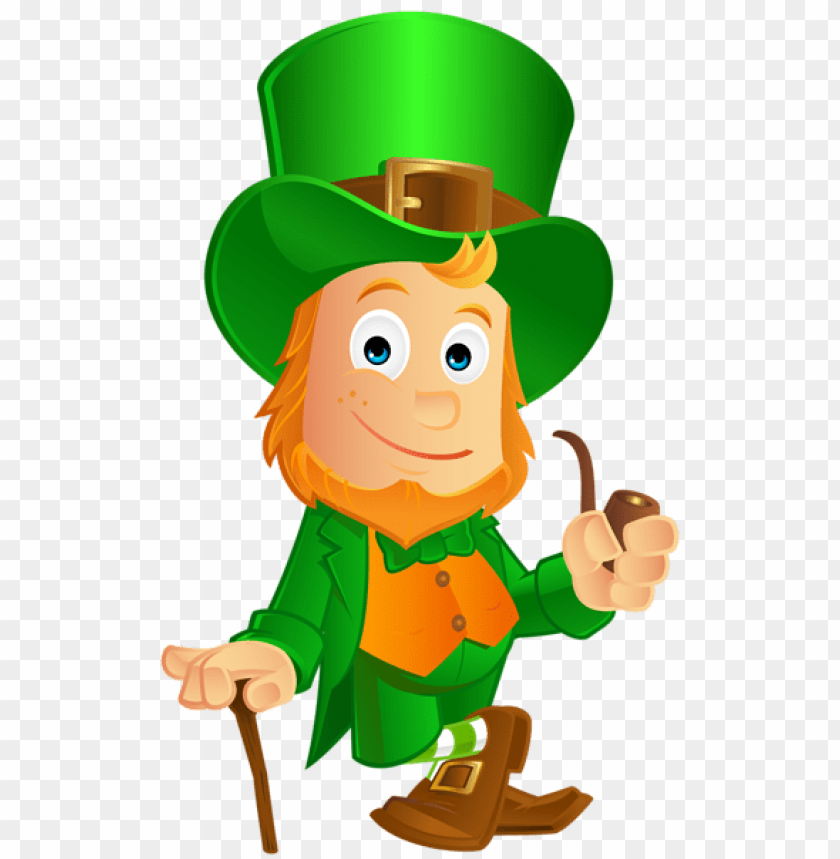 Download St Patrick S Day Leprechaun Png Images Background Toppng