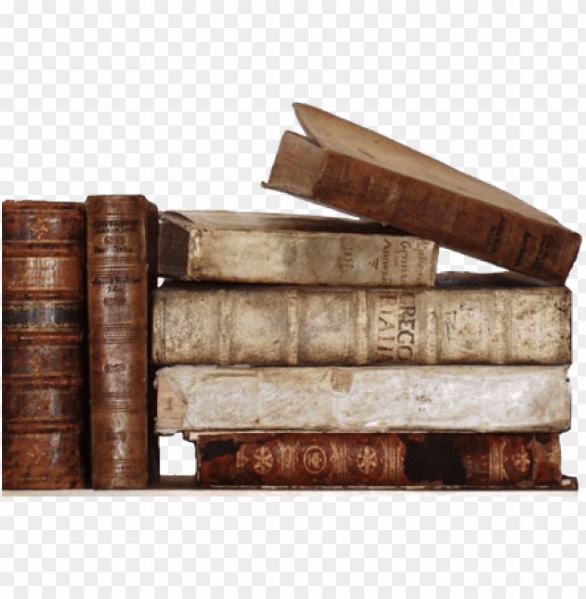 free PNG stack of old books PNG image with transparent background PNG images transparent
