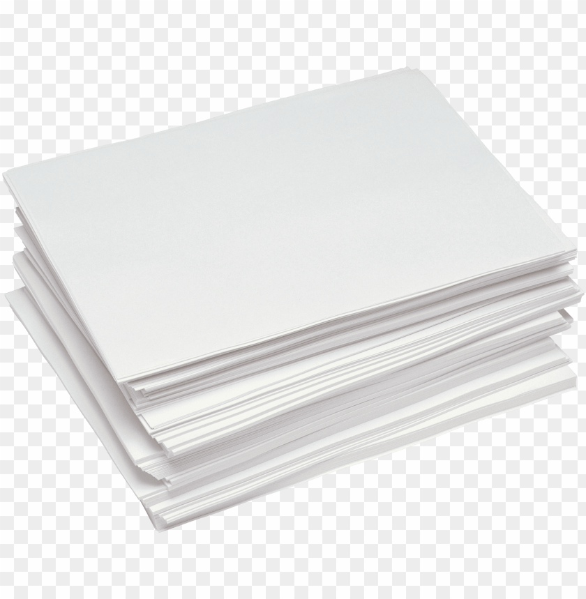 free PNG stack of paper - stack of paper PNG image with transparent background PNG images transparent