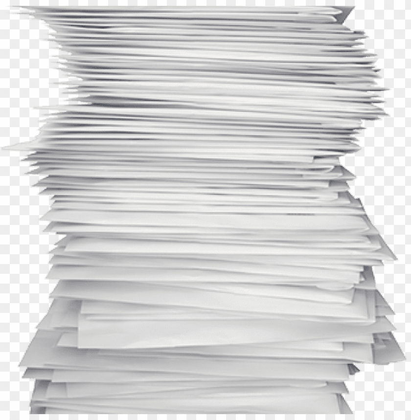 free PNG stack of papers png - stack of letters PNG image with transparent background PNG images transparent